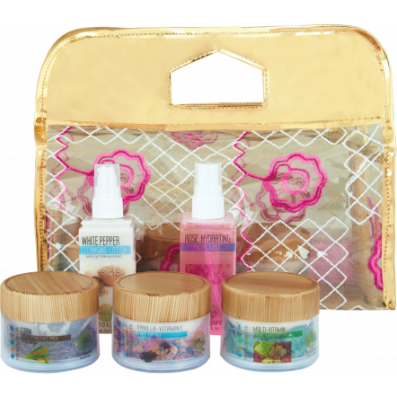 The Nature's Co - EXPRESS FACIAL KIT