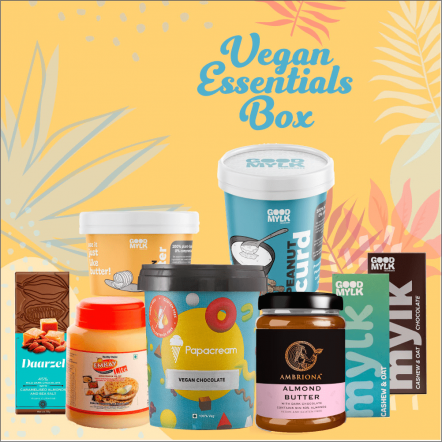 Vegan Essentials Box
