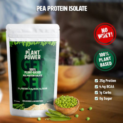 Pea Protein Isolate Daily Health Supplement