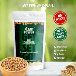 Soy Protein Isolate Daily Health Supplement
