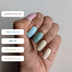 Disguise Cosmetics - Happy, Healthy Nails (Lavender Field)