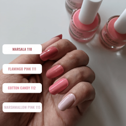 Disguise Cosmetics - Happy, Healthy Nails (Marshmallow Pink)