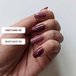 Disguise Cosmetics - Happy, Healthy Nails (Grape Shake)