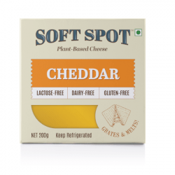 Soft Spot Foods - Cheddar Cheese