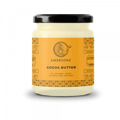 Ambriona Butter - Cocoa Butter, 180g