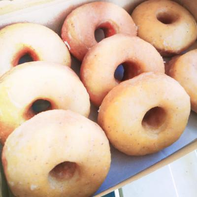Pearfect Bond - Classic Glazed Donuts (Pack of 4, 8,12)