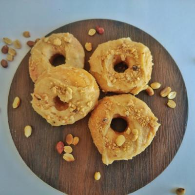 Pearfect Bond - Peanut butter Donuts (Pack of 4, 8,12)