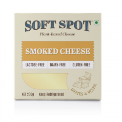 Soft Spot Foods - Smoked Cheddar Cheese