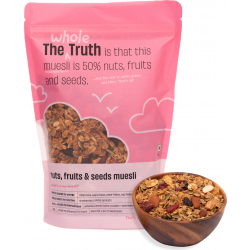The Whole Truth Foods - Nuts Fruits and Seeds Museli